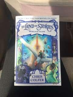 The Land of Stories Book 6  Worlds Collide By Chirs Colfer