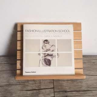 Fashion Illustration School by Carol A. Nunnelly