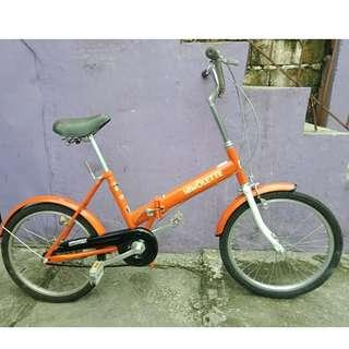 MIMOLETTE FOLDING BIKE (FREE DELIVERY AND NEGOTIABLE!)