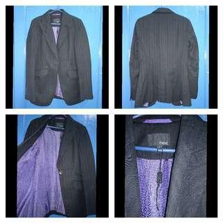 [Nego/barter] [Next] Blazer hitam made in Ukraine