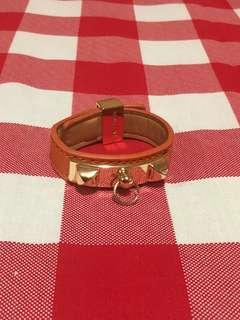 Hermes look a like bracelet