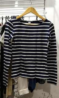 Stripes longs sleeves