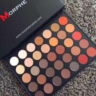 (Reduced) ORIGINAL MORPHE 350M