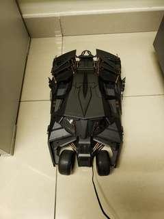 soap studio 蝙蝠俠-黑夜之神1:12智能遙控蝙蝠車(珍藏版)
