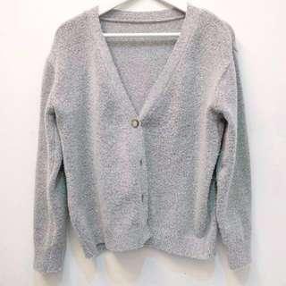 🚚 Starmimi正韓QQ毛混色針織外套 #9月女裝半價