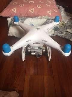 🚚 空拍機DJI p3a可議價