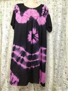Batik Tie Dyed Dress Daster Bangkok