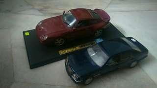 Old car model
