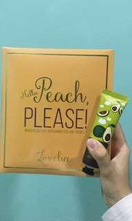 Hello Peach, Please! #UNDER90