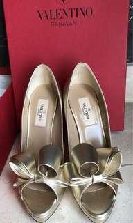 Valentino Platino Shoe *ORIGINAL* wedding party heels