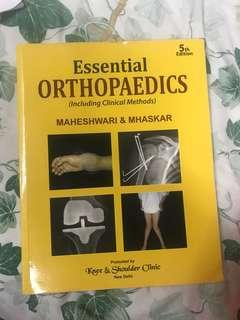Essential Orthopaedics 5th Edition