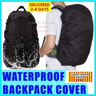 Instock Waterproof Backpack Cover Rain Bag Cover Bike Seat Delivery Bag Cover