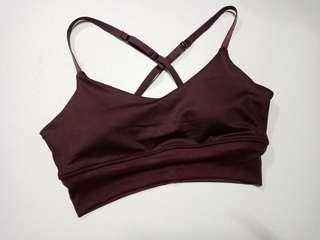 Forever 21 Sports Bra small