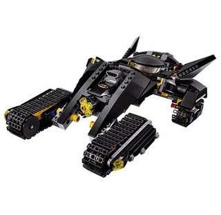LEGO dc Super hero comics Batman bat tank 76055 killer croc sewer smash