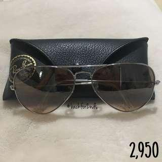 Selling Low: Authentic Rayban Shades