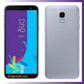 Kredit Samsung Galaxy J6