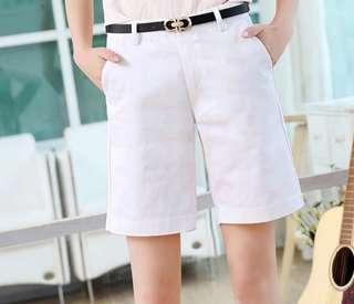 Brand New Ladies Pants (Turquoise/White)