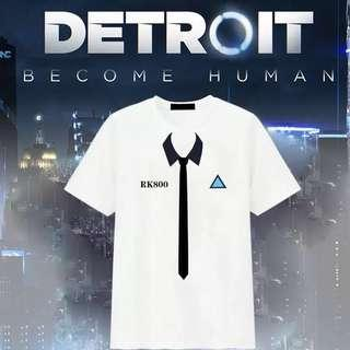 Detroit: Become Human Short Sleeve & Long Sleeve T-shirts