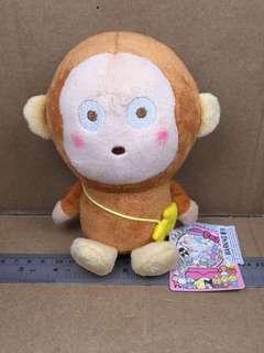 Sanrio K Company Osaru no Monkichi 馬騮仔 毛公仔 688061 464059
