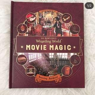 harry potter movie magic! 🌟