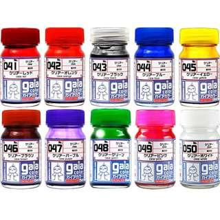 Gaianotes Clear Color paint series (15ml) 041-050