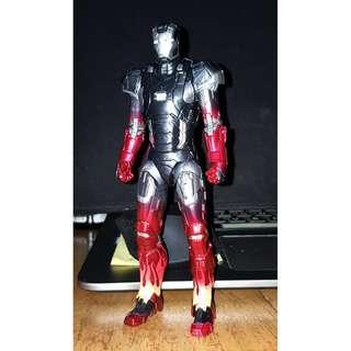 Marvel Legends MCU 10th Anniversary, Iron Man Hot Rod  Mk22 Mk 22 Mark 22