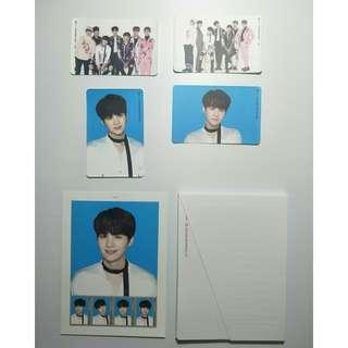 [CLEARANCE] BTS Wings Tour Stickers & Stamp Piece