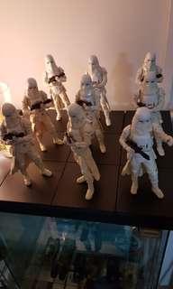 Star wars snow stomper