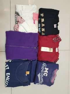 Mix Clothes x 6pcs