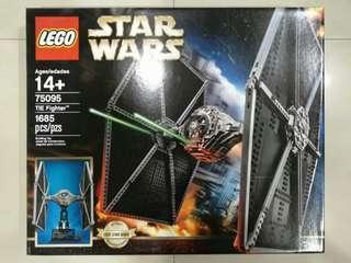 BNIB LEGO 75095 UCS TIE Fighter + Free delivery!