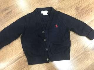 Lightly Worn Authentic Ralph Lauren Cardigan