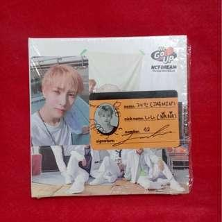 NCT DREAM WE GO UP UNSEALED ALBUM