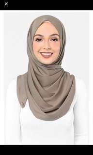 Duck Scarves MSS Java Chip
