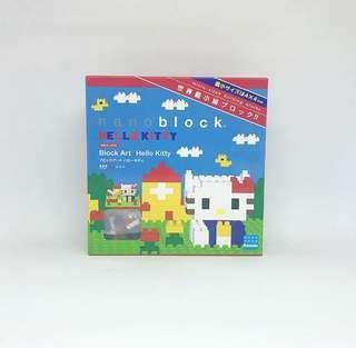 Nanoblock Hello Kitty Block Art nbh 055 | nano block