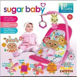 Sugarbaby infant seat bouncer