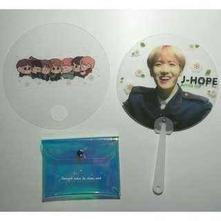 [CLEARANCE] BTS Fansite Items