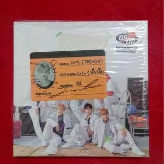 (UNSEALED) NCT DREAM WE GO UP