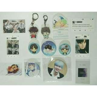 [CLEARANCE] BTS Fansite Items (2)