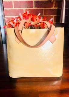 Authentic Vintage Louis Vuitton Vernis Houston Bag