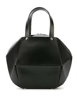 Issey Miyake Pleats Please Structured Tote