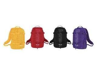 Supreme FW Backpack
