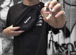 Supreme FW Waist Bag Black
