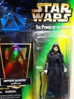 Star Wars Figure - Emperor Palatine