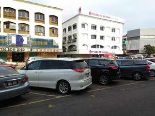 PANDAN JAYA SHOP APARTMENT 1ST FLOOR  FACING PUBLIC BANK 012-229 8811