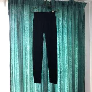 High Waisted Cotton Leggings #under90