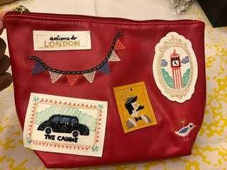 🚚 英倫風可愛小袋子