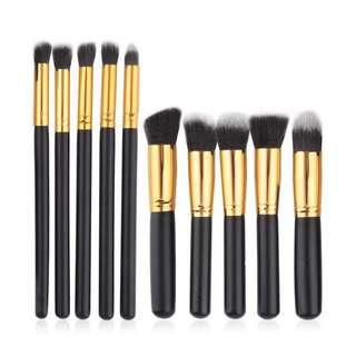 Brush set (10 pcs)