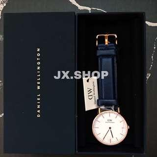Daniel Wellington Limited Edition Classic Somerset Watch (28/32/36/40mm)