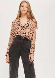 Topshop leapord
