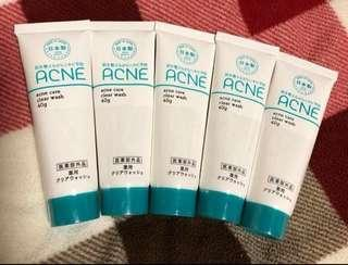 ACNE CARE CLEAR WASH